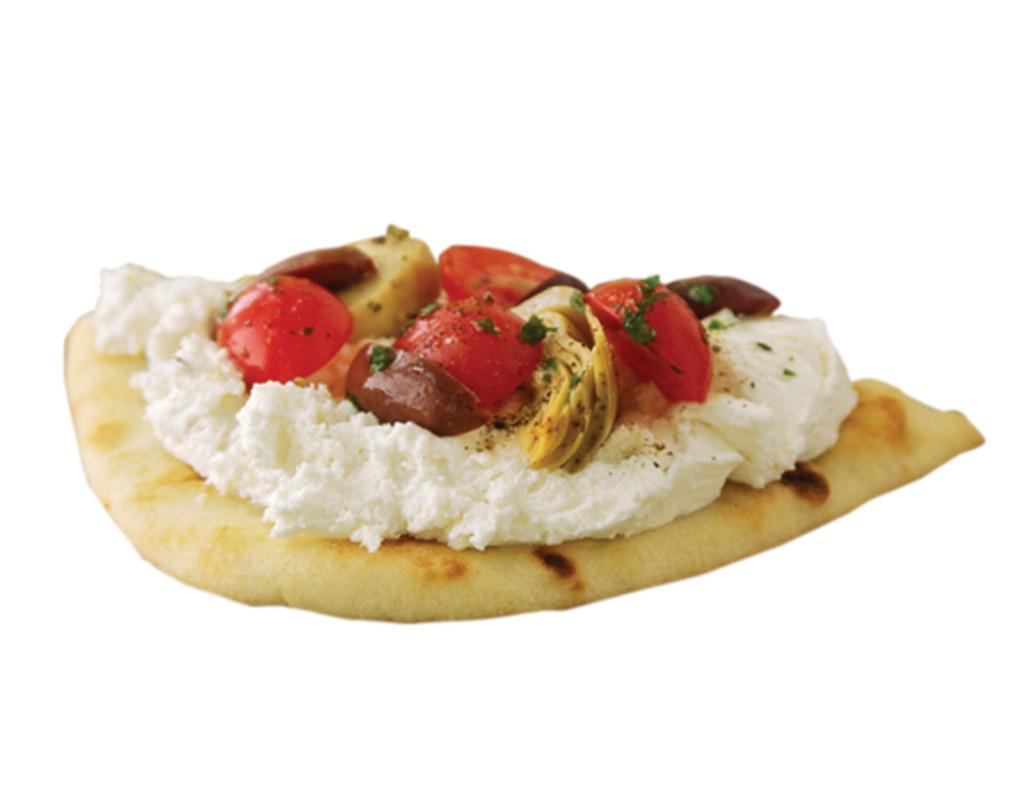 President Cheese Canada Feta, Tomato and Artichoke Pita - President ...