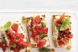 Brie and Bacon