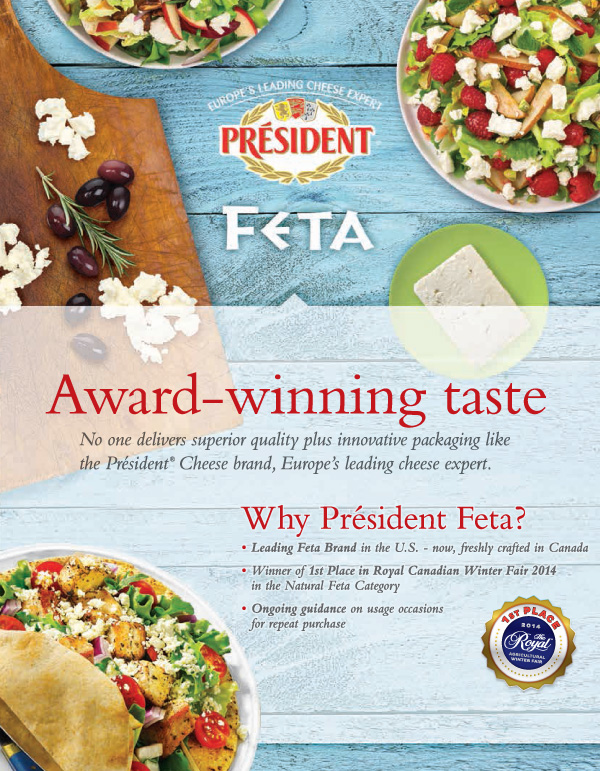 Why President Feta?