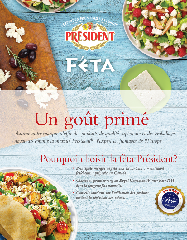 Fromage Feta Information