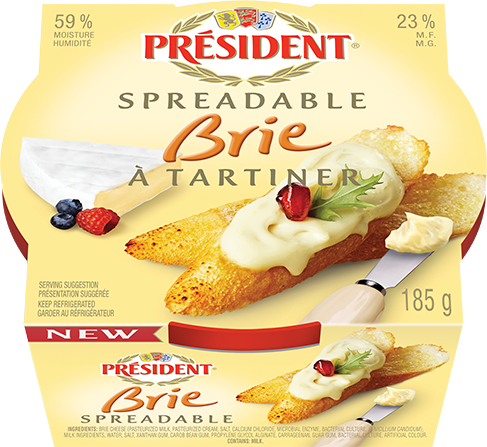 Spreadable Brie