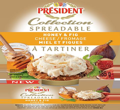 Spreadables Honey & Fig